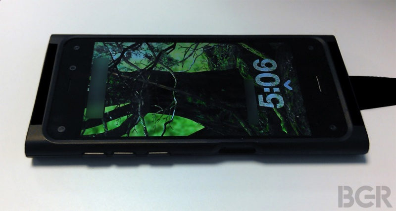 3D amazon Android Smartphone