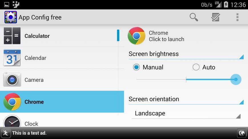 Android app Einstellungen google play