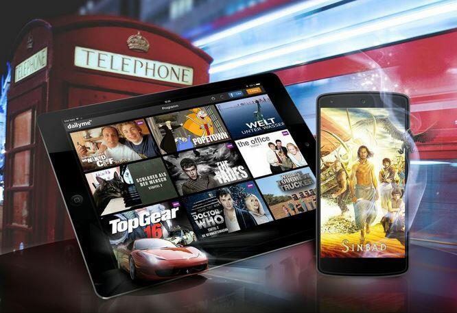 app DailyMeTV TV