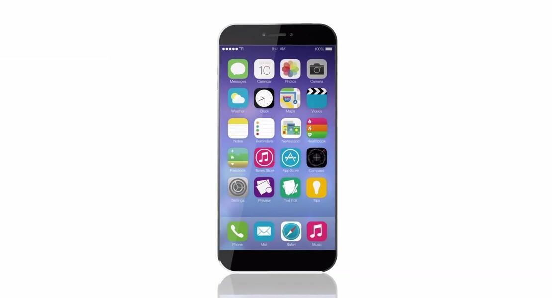 Apple iOS iOS 8 iPhone 6 Konzept Video