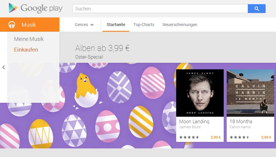Android book Google google play movies music Musik sale