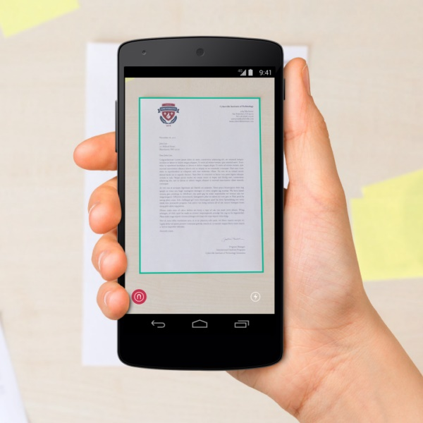 Android iOS scanner