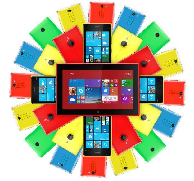 microsoft Nokia übernahme Windows Phone