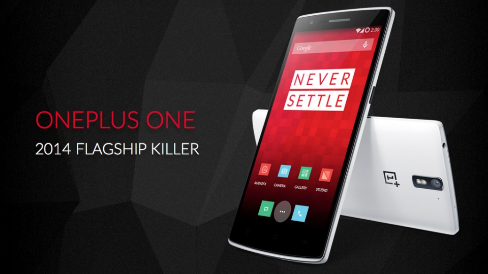 aktion Android one oneplus OnePlus One