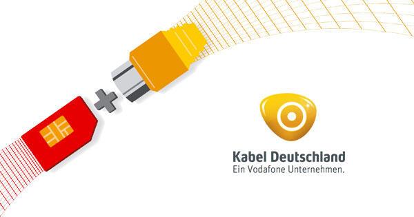 Fusion kabel deutschland kd provider Vodafone