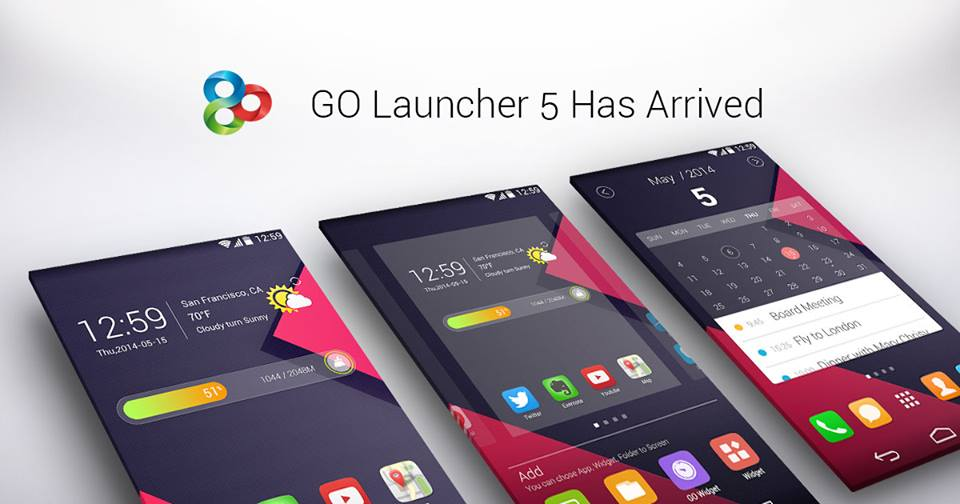 Android go launcher google play Kostenlos