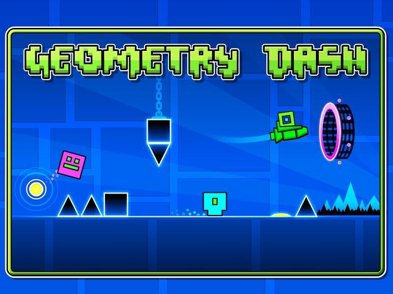 Frust garantiert: Geometry Dash für Android und iOS