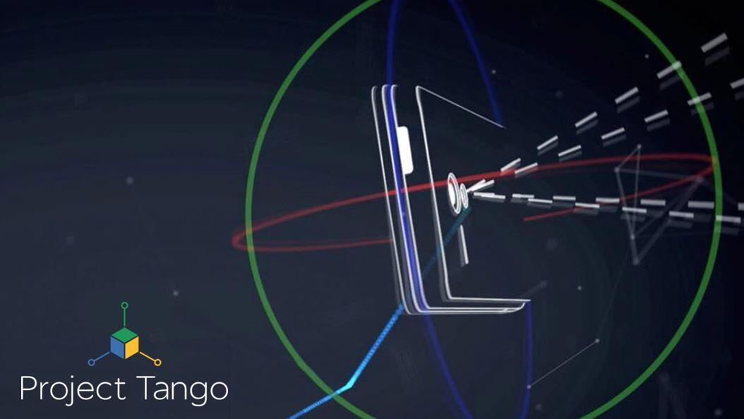 Android Google lenovo Project Tango