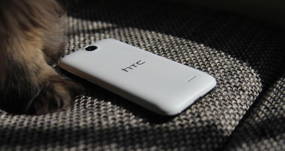 1 Android einsteiger HTC Smartphone
