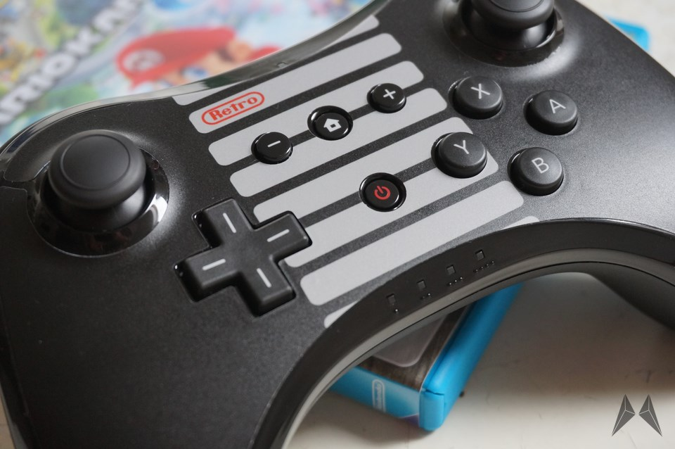 Nintendo nx produktion Wii U