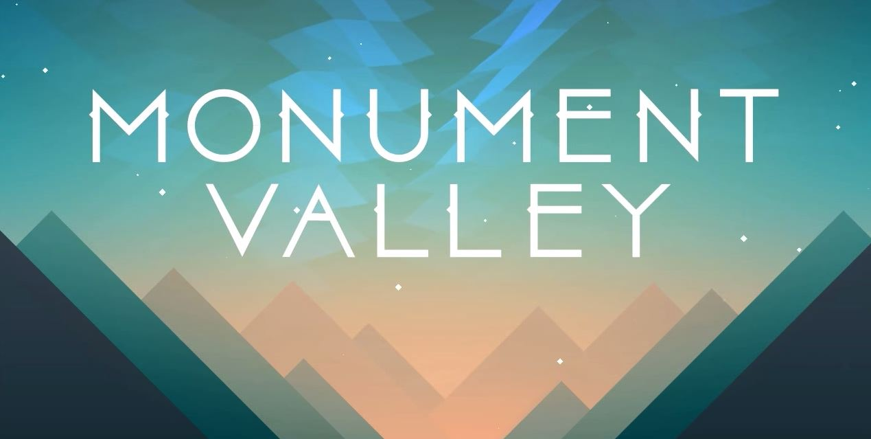 Android bunt iOS monument valley Puzzle rätsel