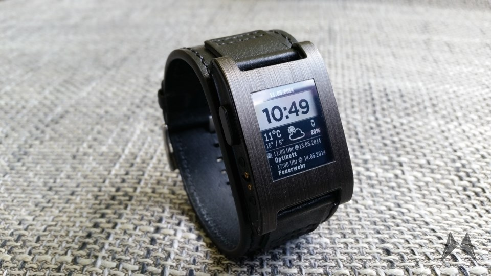 1 Android iOS must have Pebble smartwatch tipp
