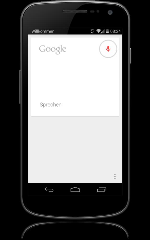 Android Google Google Now Sprachsteuerung tipps
