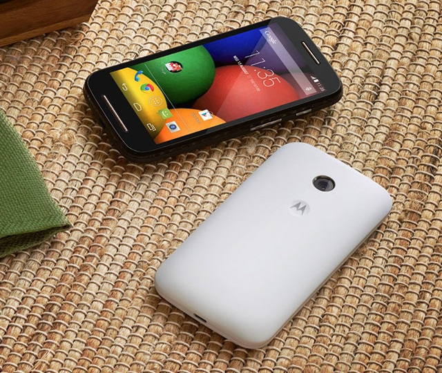 Android kitkat Moto E Motorola Update
