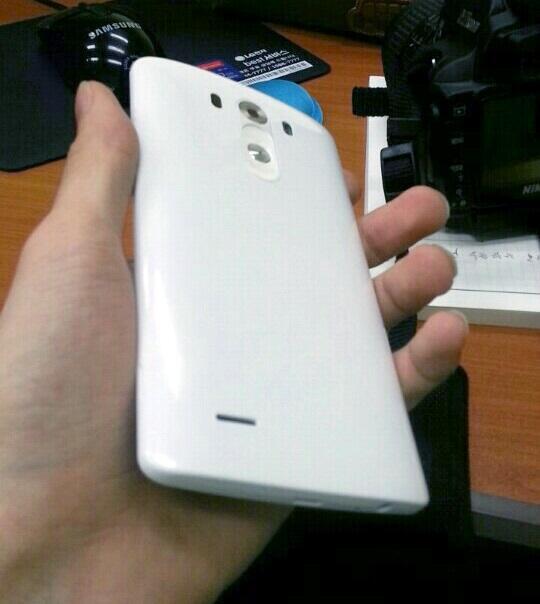 Android G3 IMG Leak LG