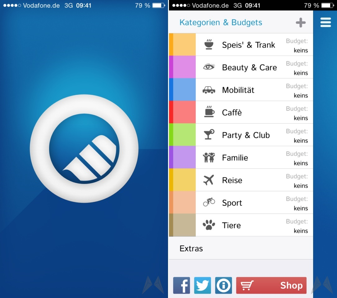 Android Apps Finanzen iOS m8
