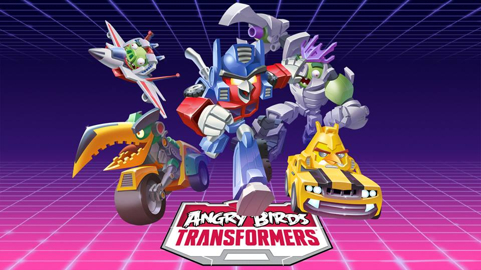 Android iOS rovio transformers