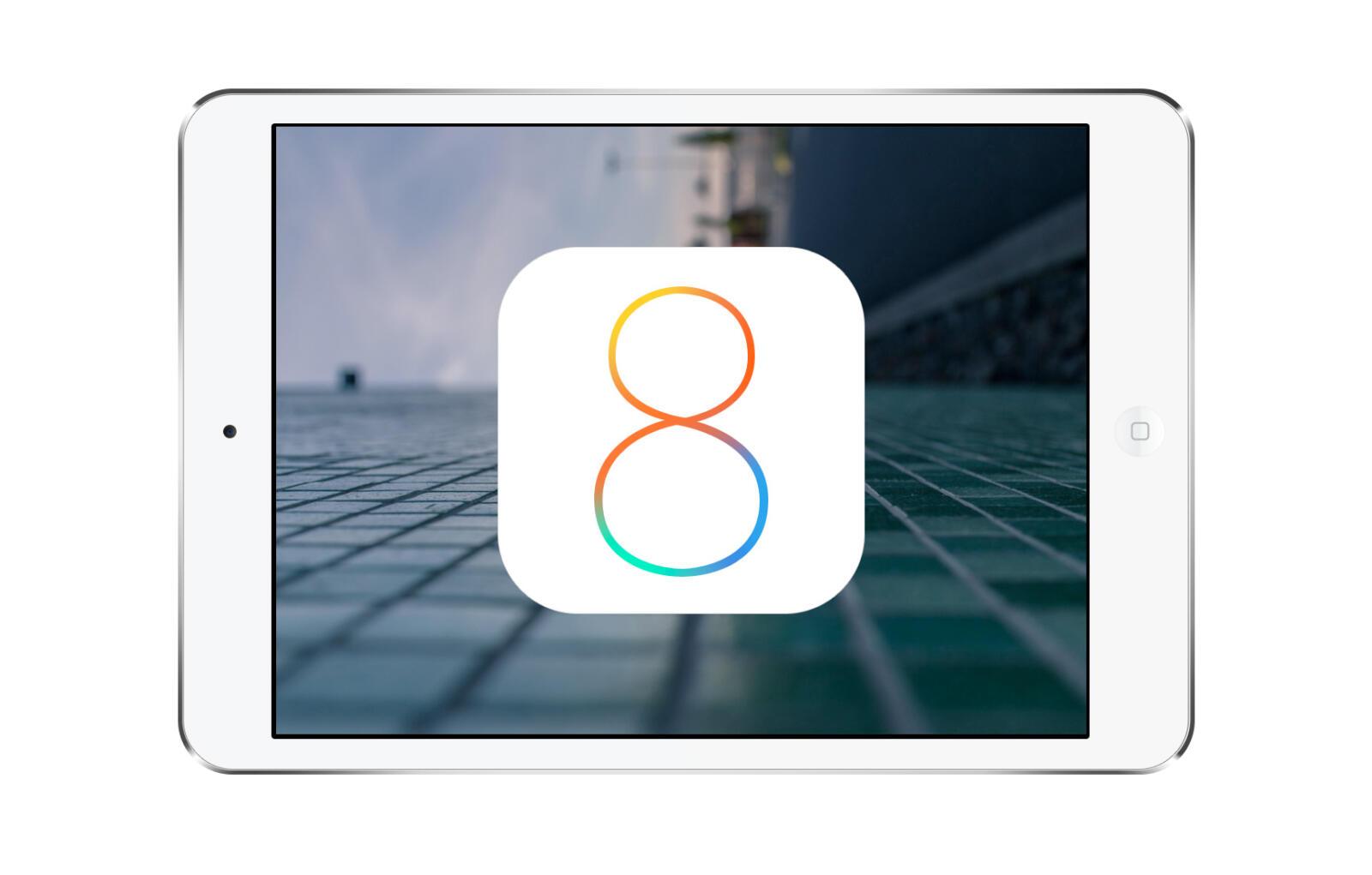 Apple Firmware iOS Update