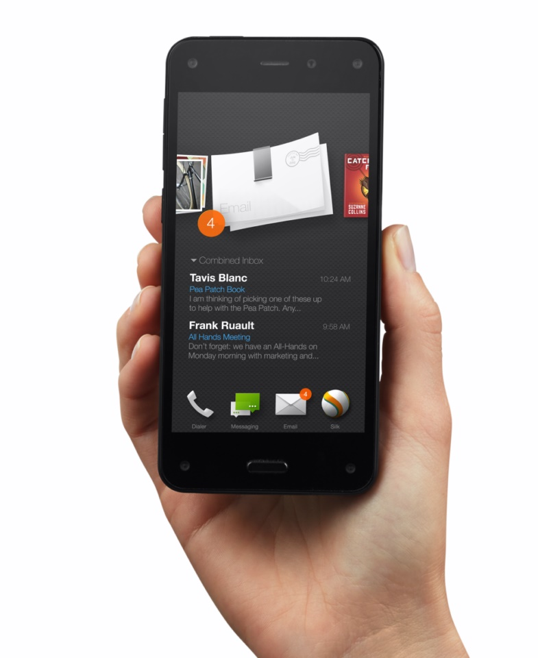 amazon Android event fire phone Smartphone