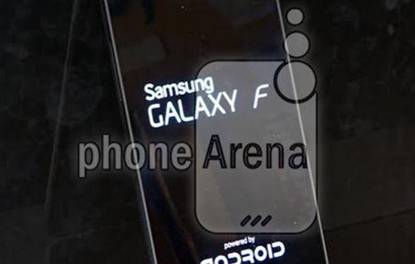 Android f galaxy Samsung