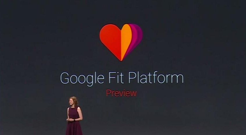 Android fit fitness Google