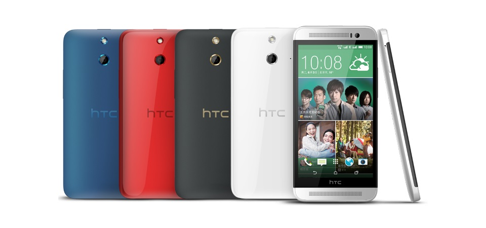 Android E8 HTC one