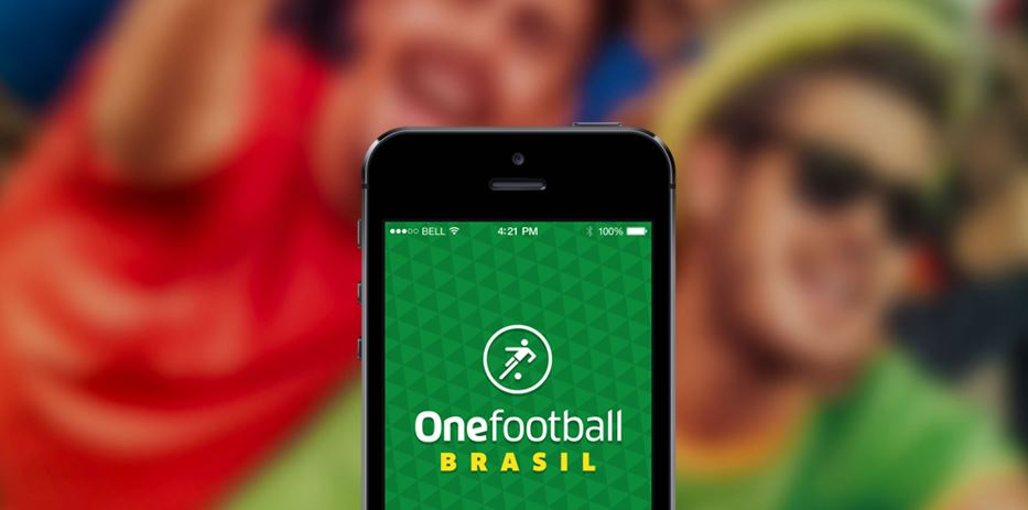 Android iOS onefootball Windows Phone wm2014