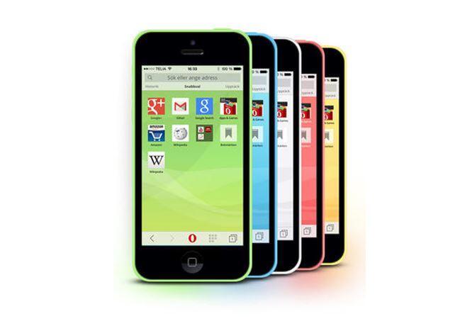 Apple Browser iOS iPad iphone