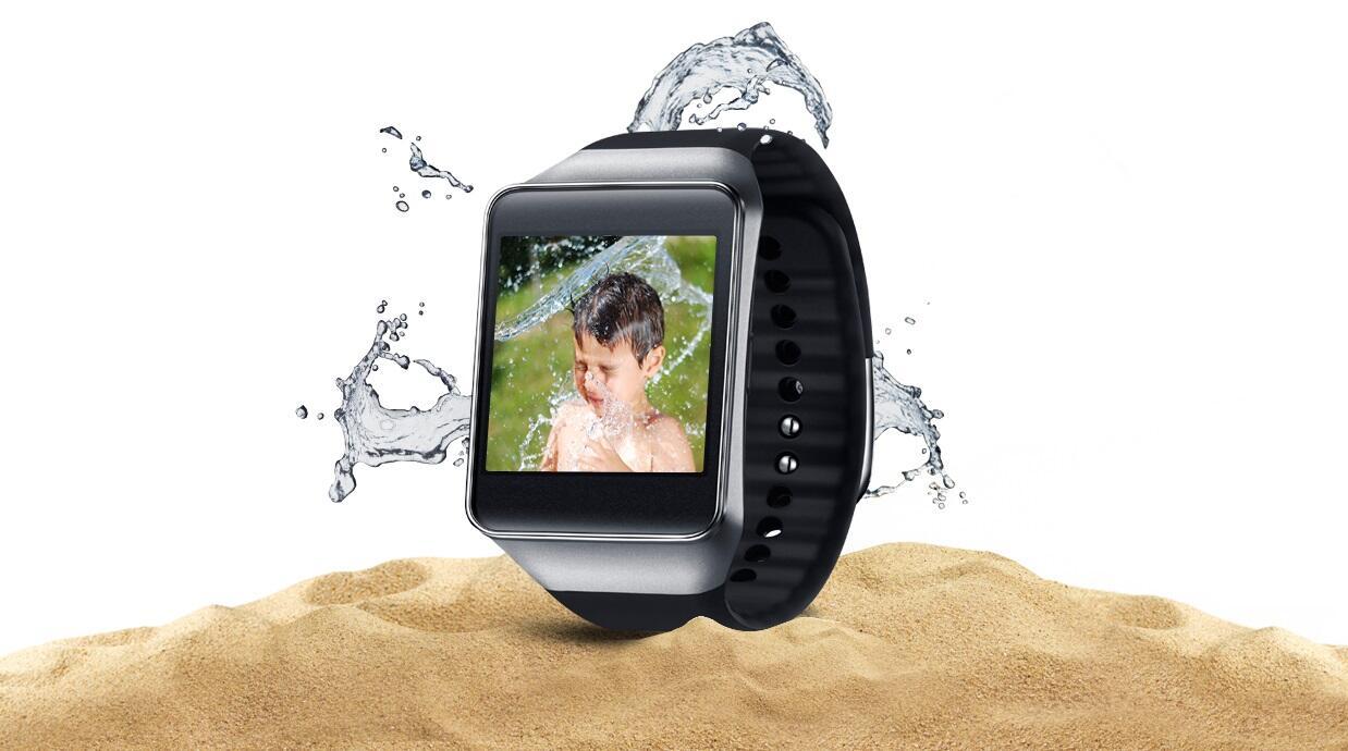 Android Samsung smartwatch Uhr
