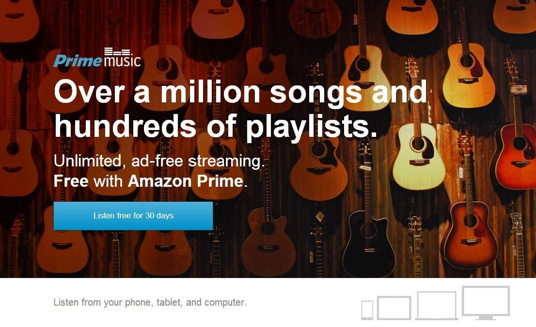 amazon music Musik prime