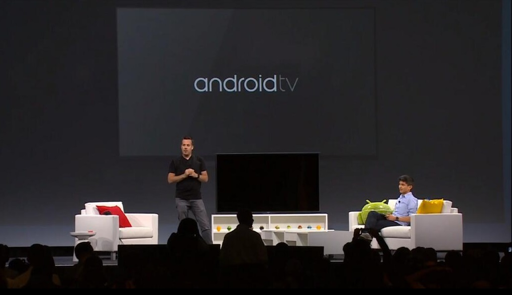 Android cast chrome chromecast TV