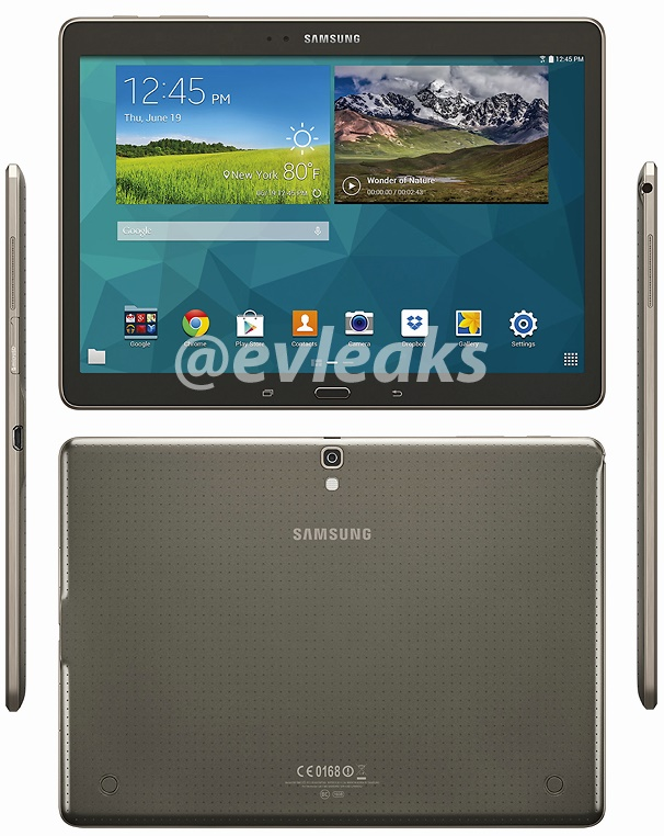 Android Galaxy S Leak Samsung tab tablet