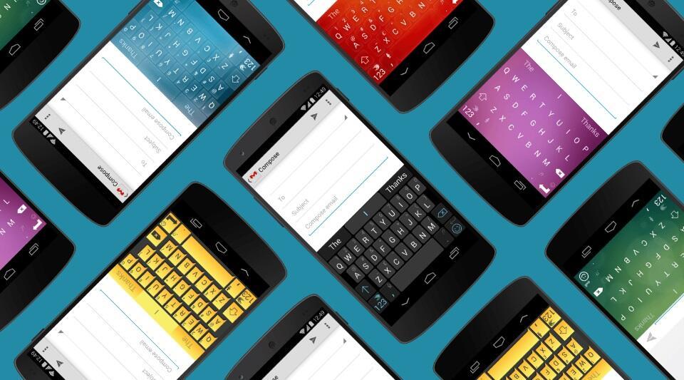 Android swiftkey Tastatur