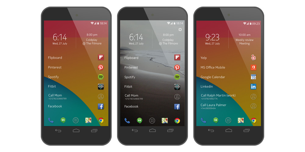 Android Nokia play store Z Launcher