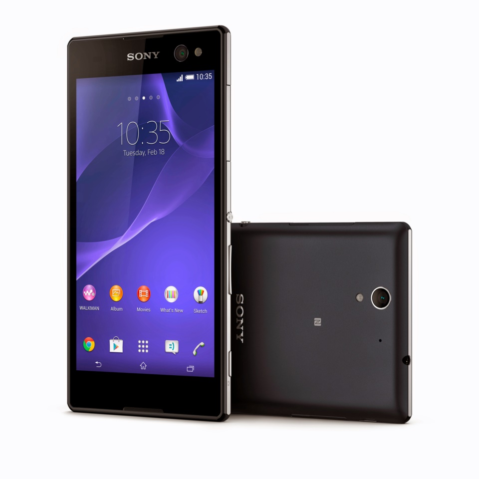 Android c3 camera Kamera selfie Sony Xperia
