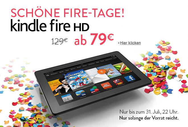 amazon kindle Android Fire HD discount