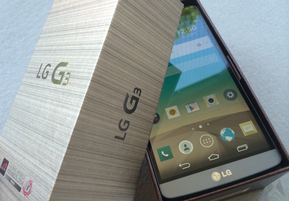 Android G3 LG Update