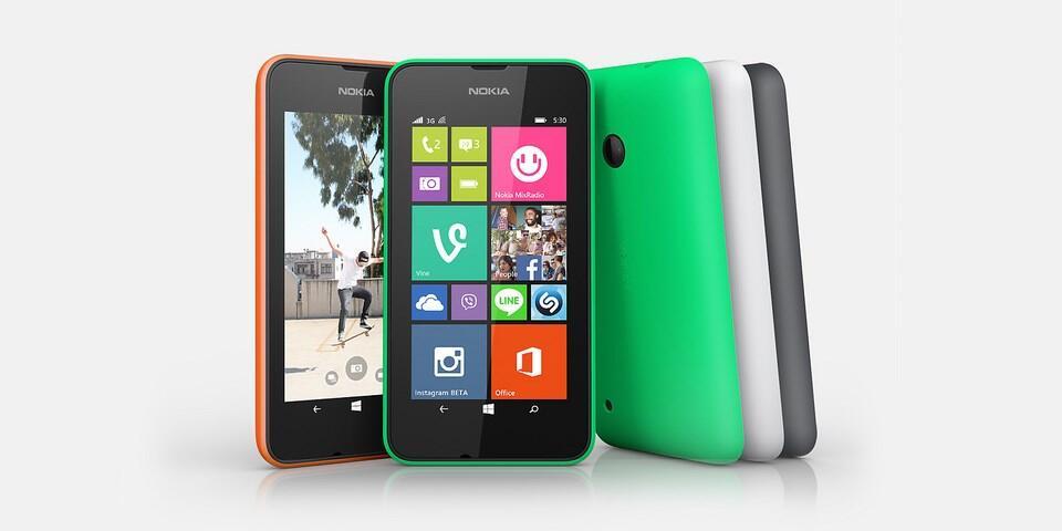 530 Lumia Nokia Windows Phone
