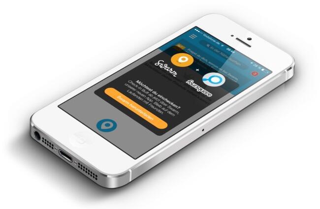 check in fail foursquare social