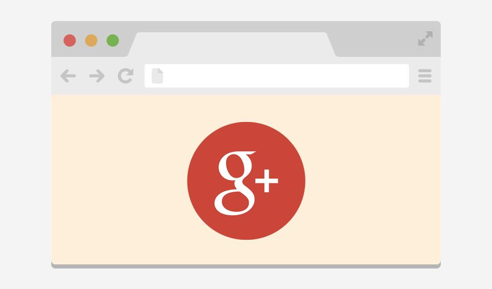 Android Google google plus Material Design Update