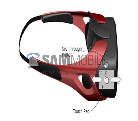 gear Samsung vr