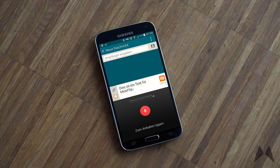 Android Android Wear Google Now Spracherkennung