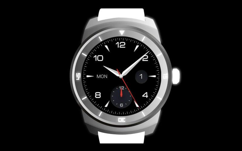 leaks LG LG G Watch R smartwatch teaser Video Wearable Devices Wearables
