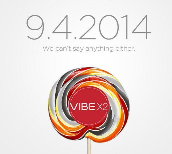 Android IFA2014 Leak lenovo Vibe X2