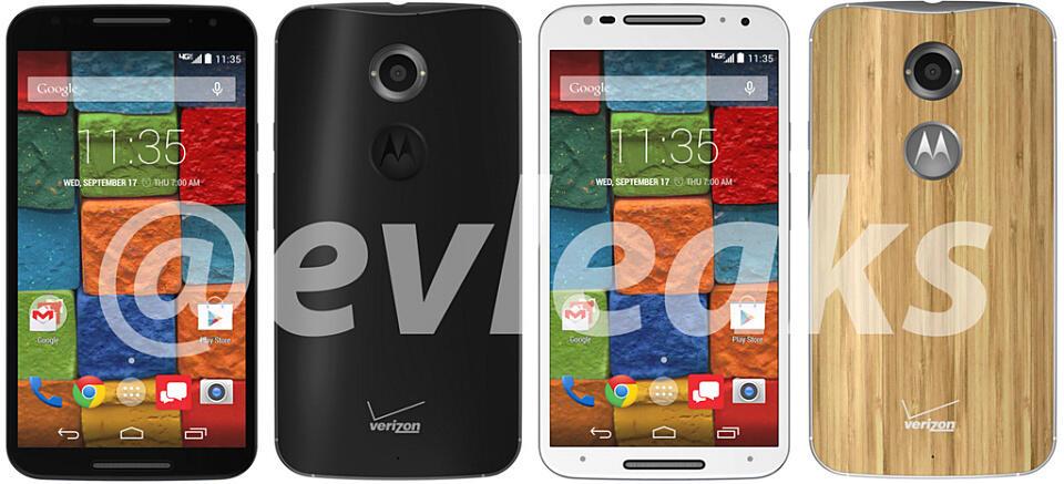 Android leder Moto X Moto X+1 Motorola