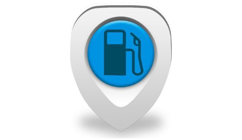 Android Benzin deal sprit Tanken
