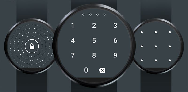 Android Android Wear Sperrbildschirm