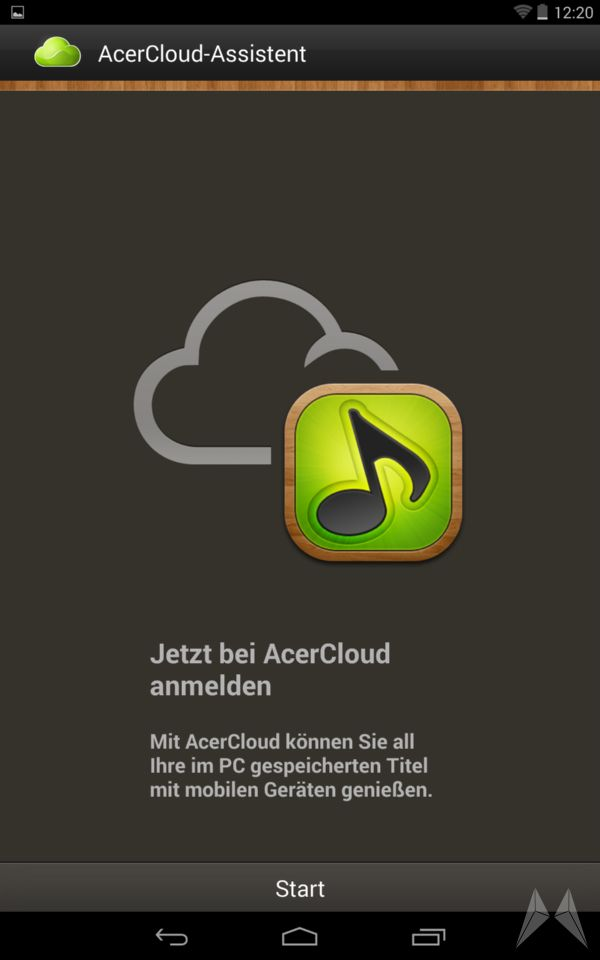 Acer Iconia Tab 8 Ausprobiert