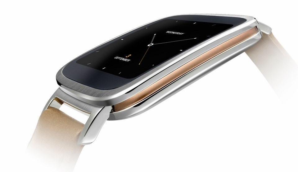 Android Asus wear ZenWatch