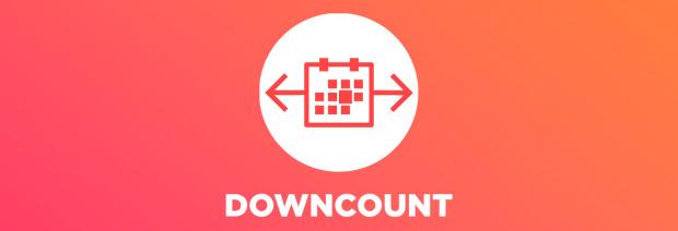 countdown Material Design Playstore
